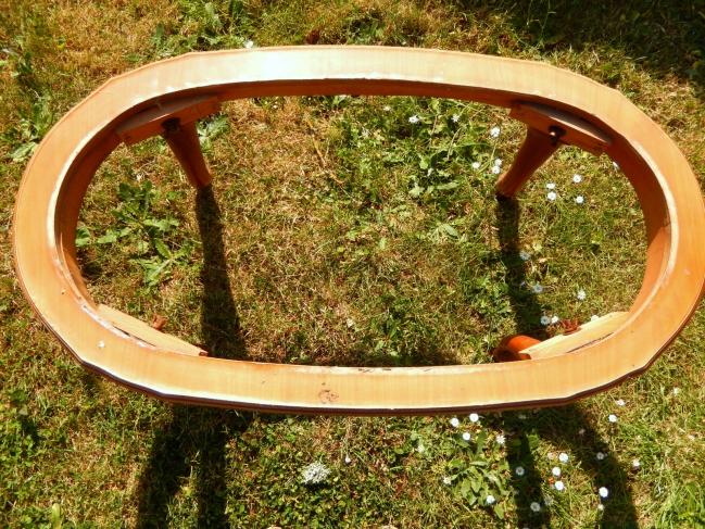 diy une table jardinière 2
