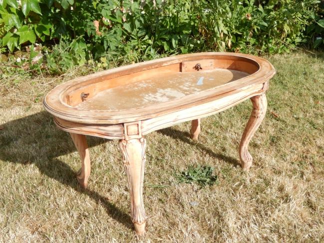 diy une table jardinière 4