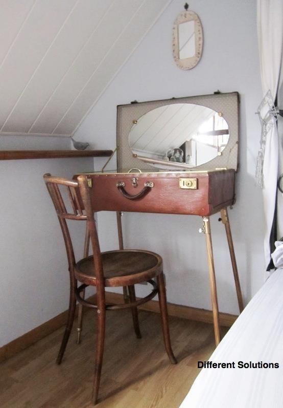 la valise vintage dans la décoration 6
