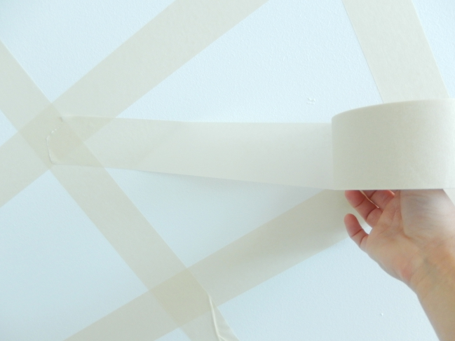 diy créer des murs graphiques 1