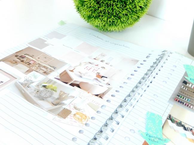un carnet de projet façon bullet journal 11