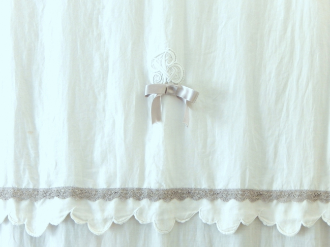coudre un rideau romantique 9