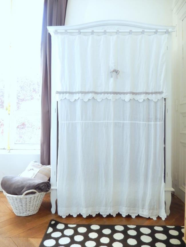 diy une armoire romantique