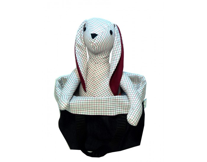 l-aventurier-lapin-tissu-à-carreaux 1.jpg