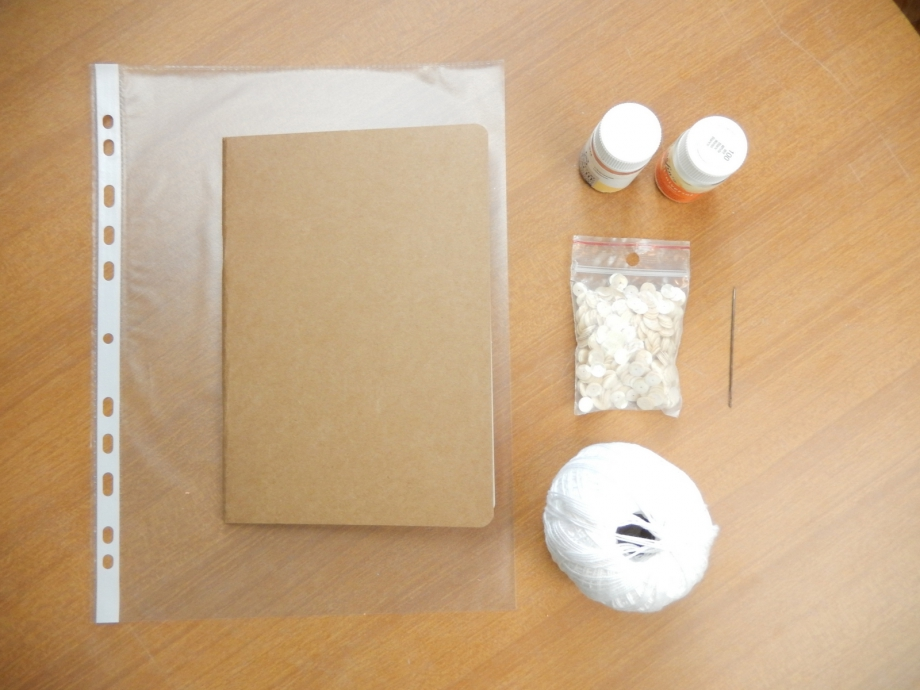 DIY customiser un carnet 1
