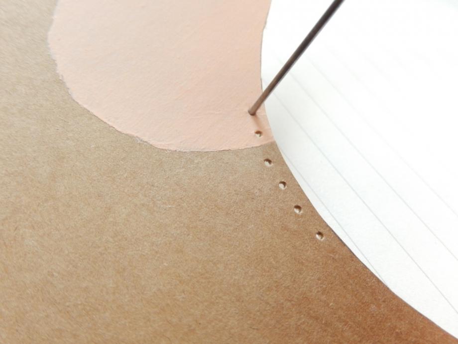 DIY customiser un carnet 7