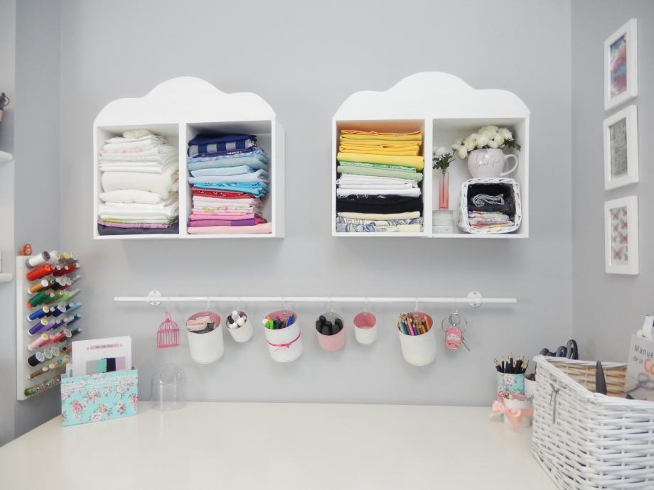 avant apr s une pi ce d di e la couture mon carnet d co diy organisation du quotidien. Black Bedroom Furniture Sets. Home Design Ideas