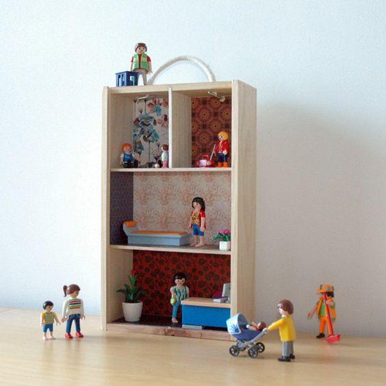 maison playmobil caisse a vin