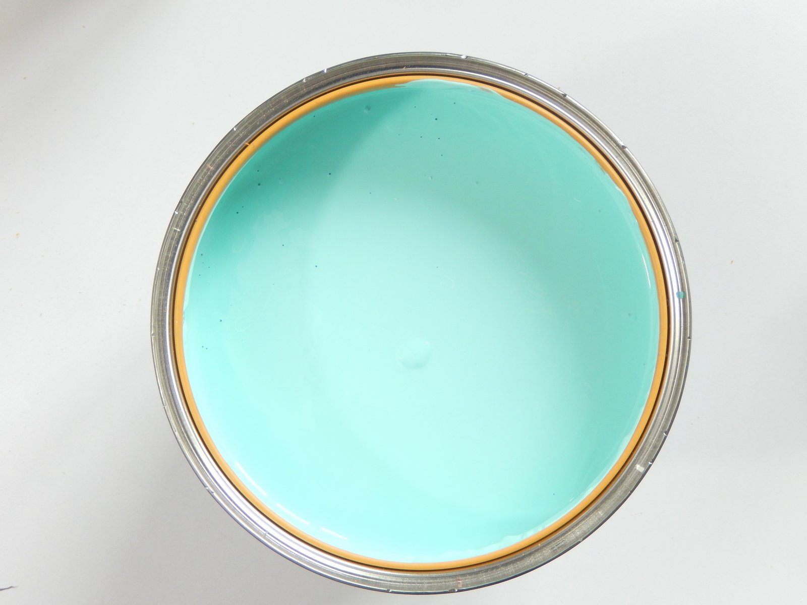 peinture bleu turquoise