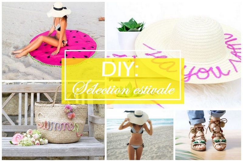 selection diy estivale accessoires mode