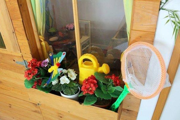 une salle de jeu cabane enfant diy par kid story 4