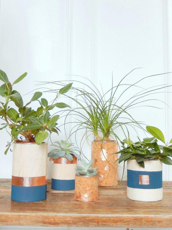 diy cache pots recup et design 1