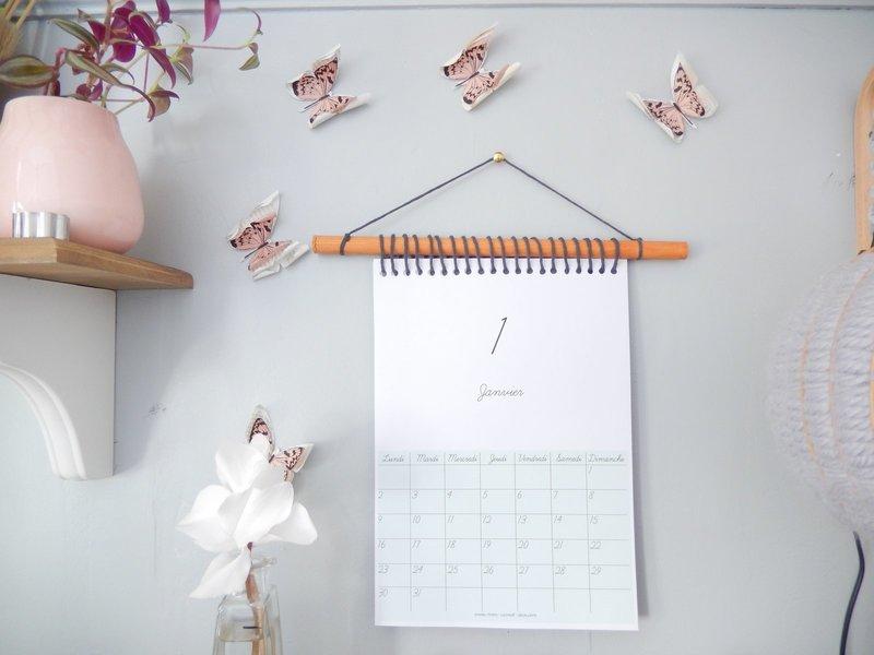 calendrier 2017 a imprimer