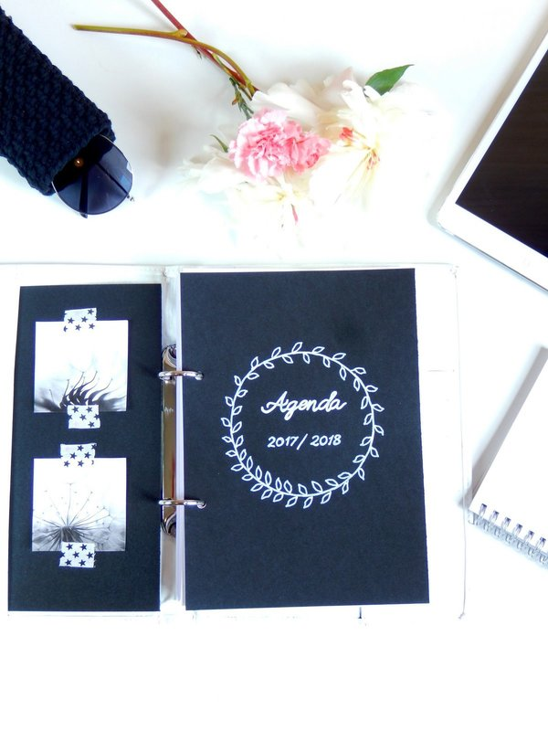 idees pour decorer son bullet journal ou planner 2