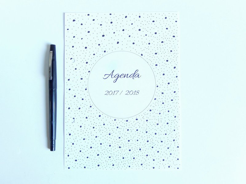 idees pour decorer son bullet journal ou planner 3
