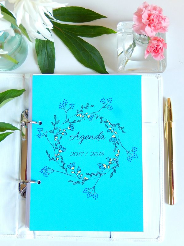 idees pour decorer son bullet journal ou planner 6