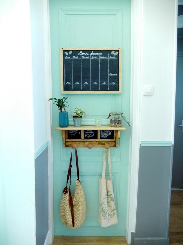 DIY organisation un semainier perpétuel et notre centre de commande familial simplifié 3