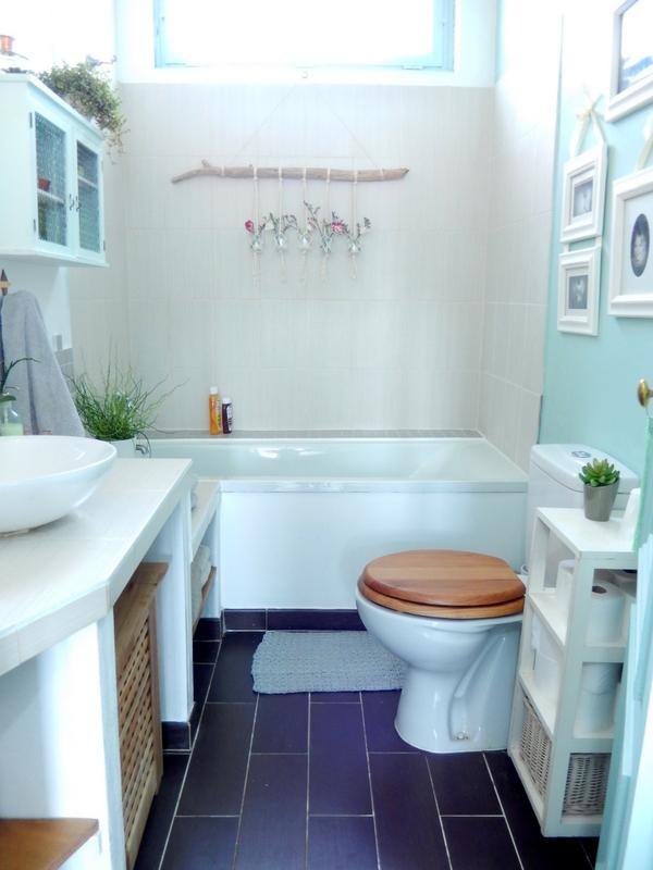 decorer une salle de bain