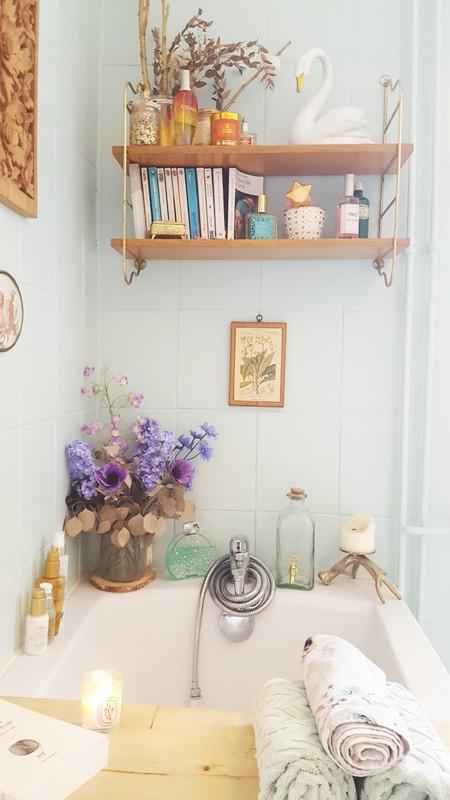 decoration salle de bain bubble canelle 4