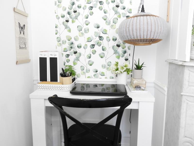 amenager un bureau dans un petit espace