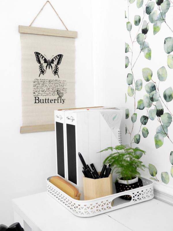 organiser un coin bureau dans un petit espace