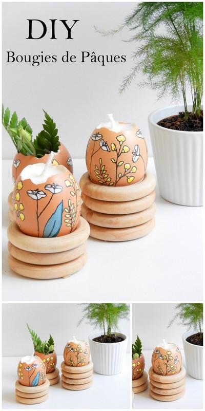 diy bougies de paques 6