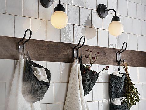 decorer et organiser une petite salle de bain 2