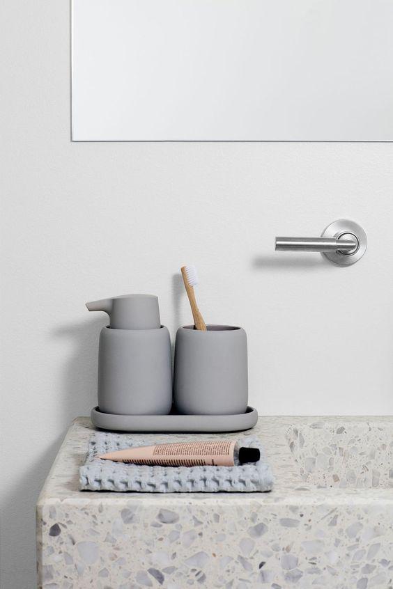 decorer et organiser une petite salle de bain 3