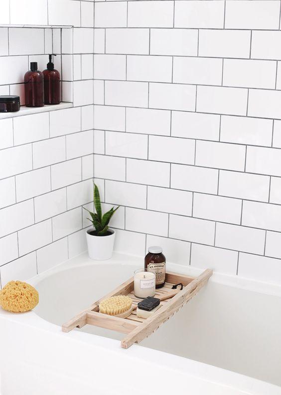decorer et organiser une petite salle de bain 5