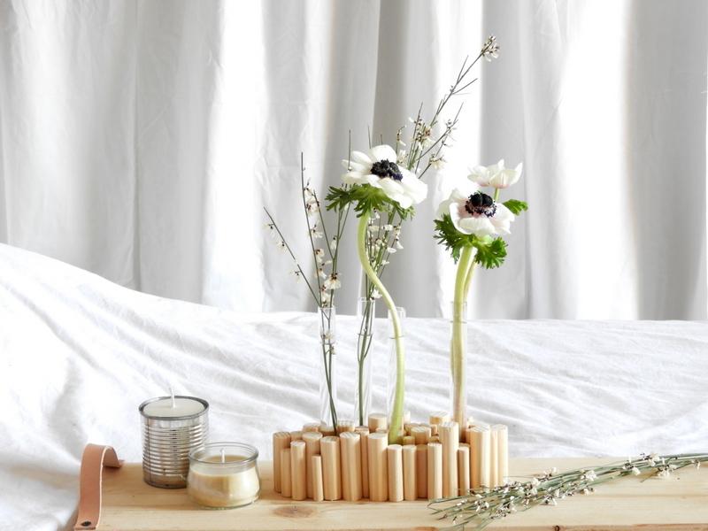 Diy deco : un vase récup et design
