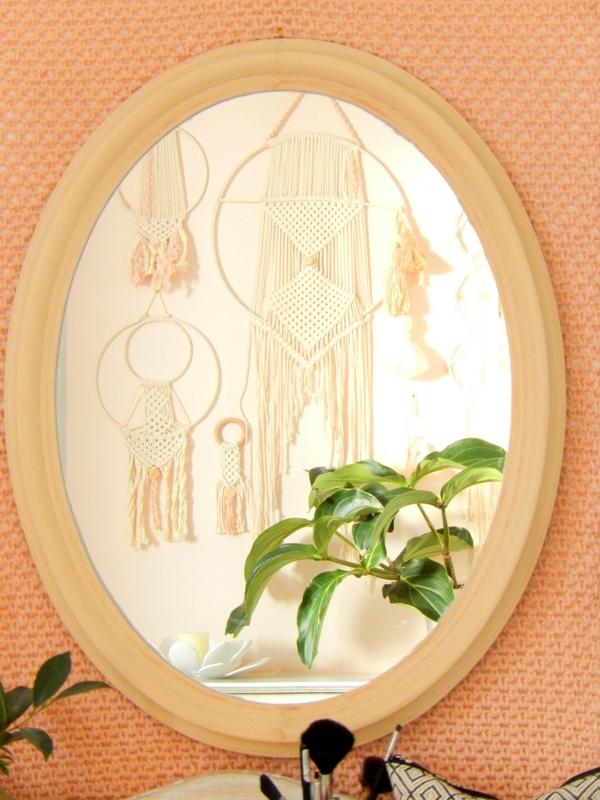 diy une tenture murale au crochet en guise de papier peint 5