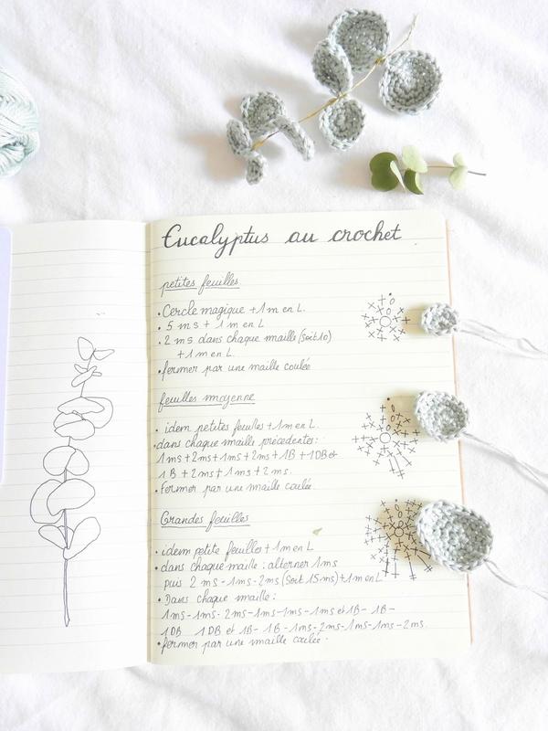 diy eucalyptus au crochet 3