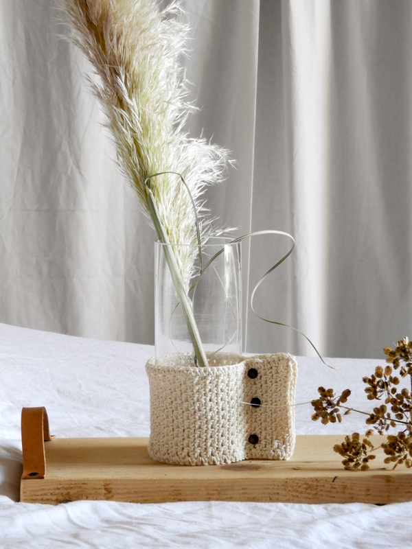 diy  customiser un vase au crochet mon carnet déco 4