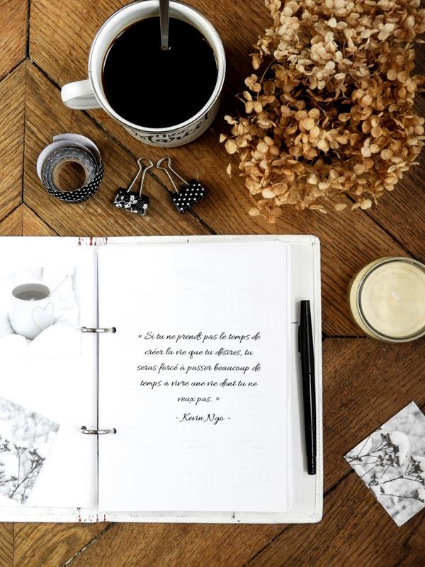 Bullet journal et agenda 2019 complet à imprimer gratuitement 2