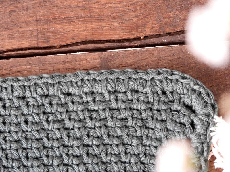 DIY des lavettes de ménage au crochet 3