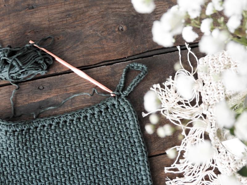 DIY des lavettes de ménage au crochet 4