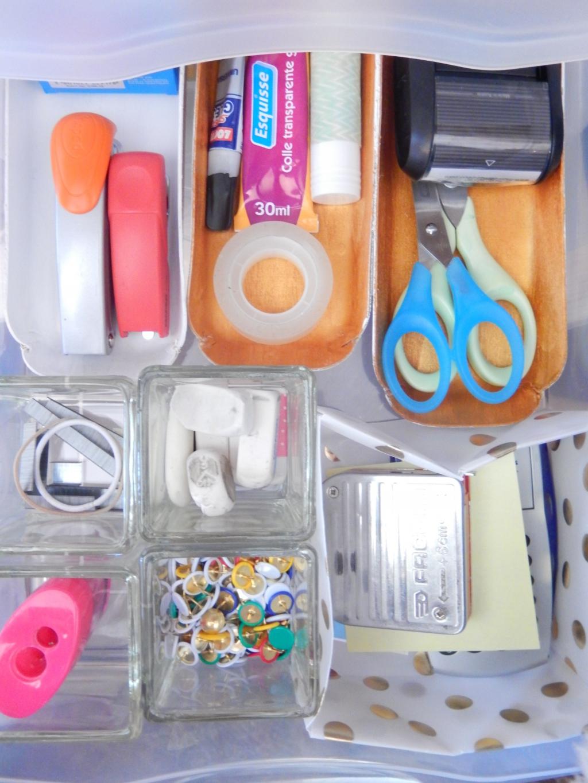 Mes essentiels pour organiser mon bureau mon carnet d co diy organisation - Organisation de bureau ...