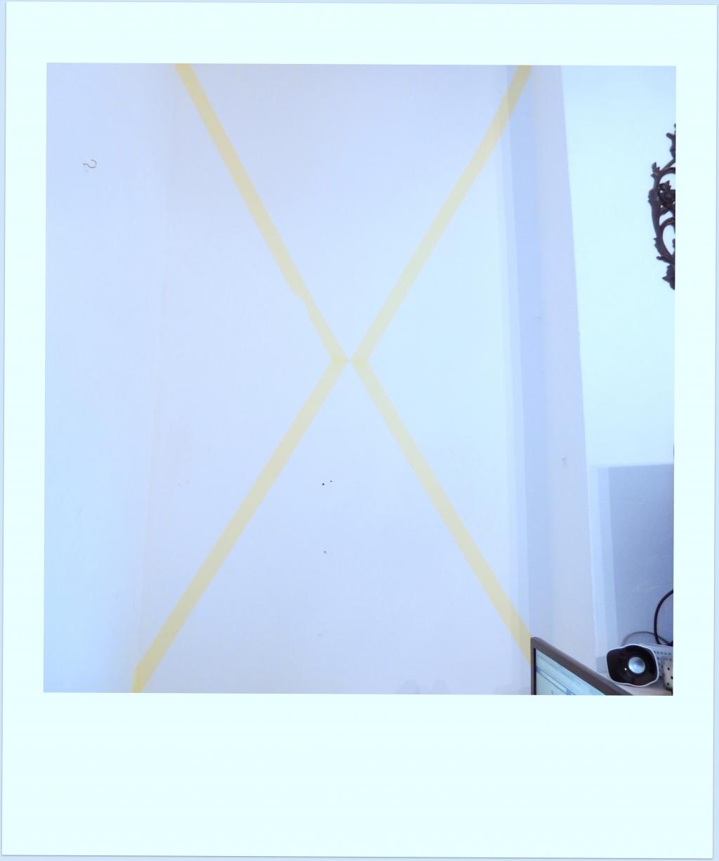 Peindre Triangle Sur Mur diy: peindre des triangles sur un mur - blog déco, do it
