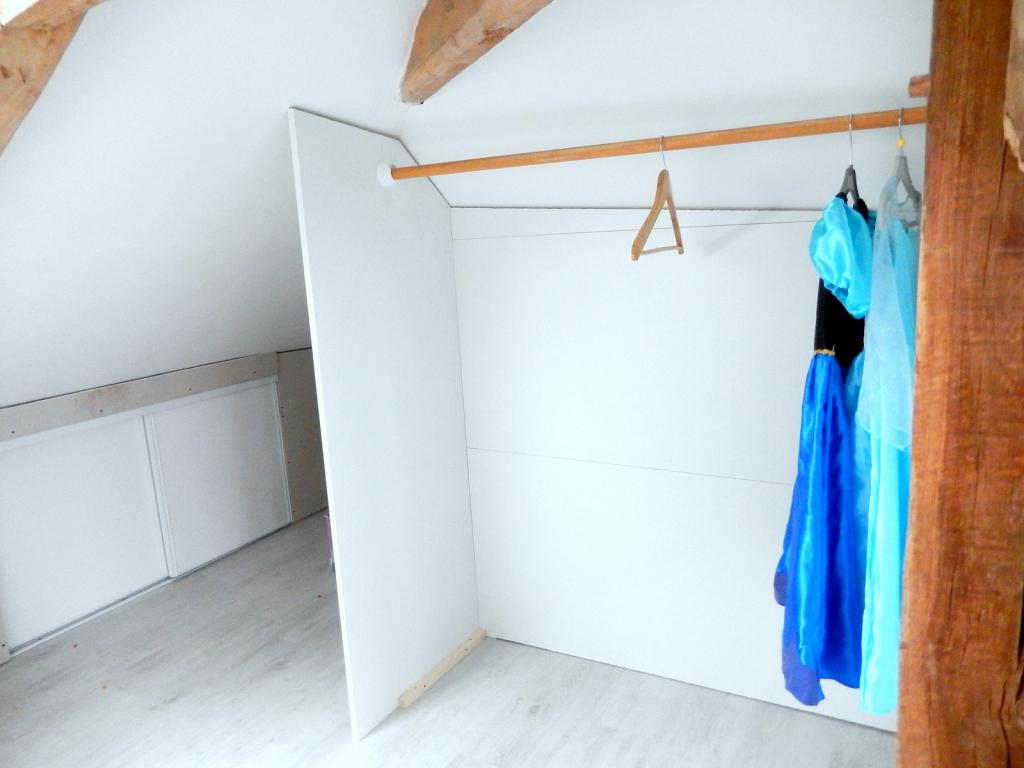 organisation une chambre d 39 enfant sous les combles mon carnet d co diy organisation du. Black Bedroom Furniture Sets. Home Design Ideas
