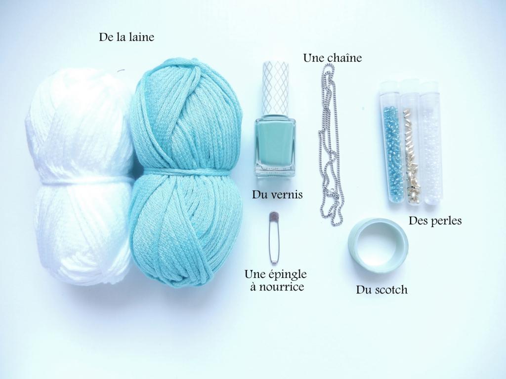 diy un tissage pour collier blog d co do it yourself. Black Bedroom Furniture Sets. Home Design Ideas