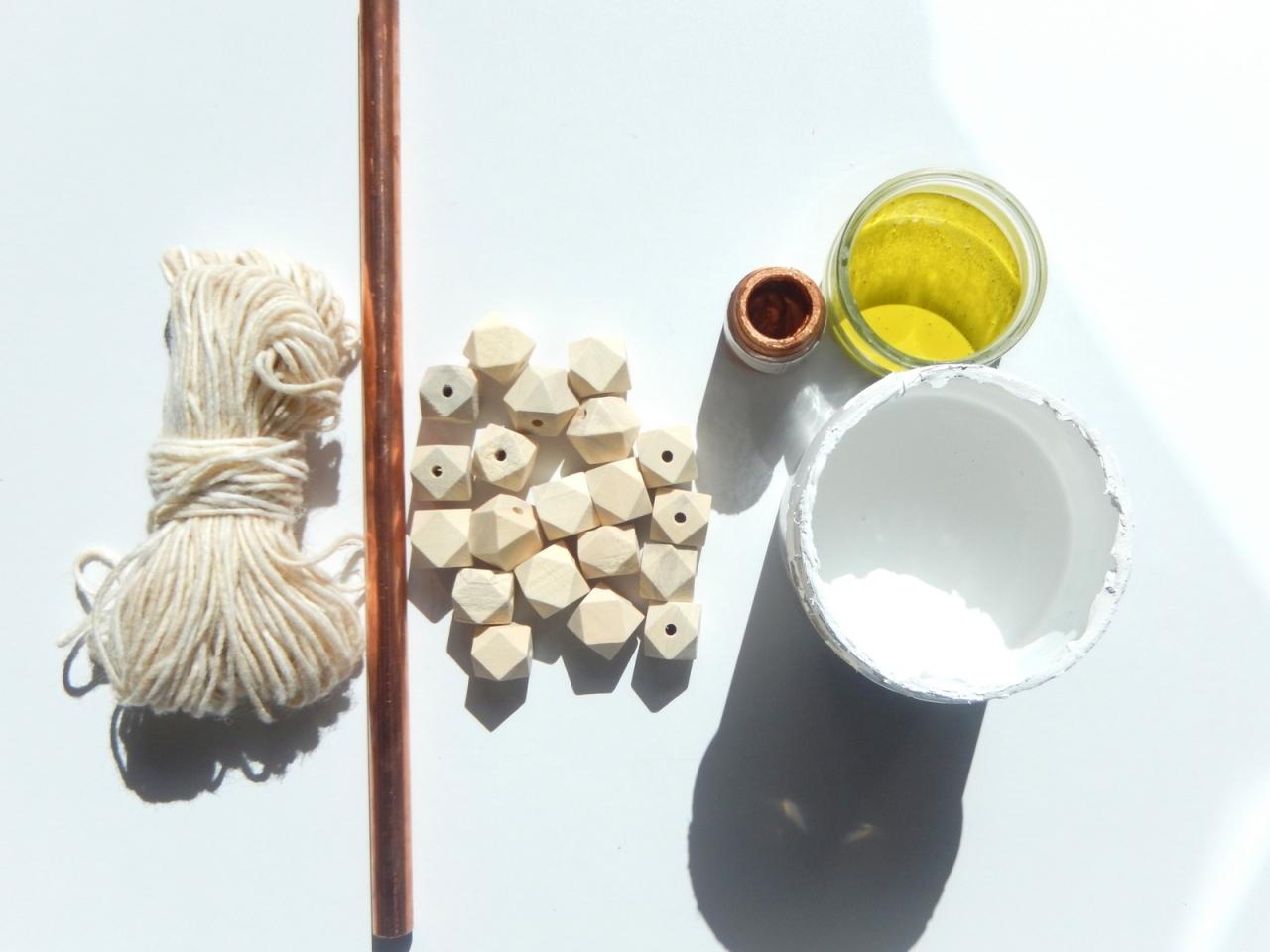 Fabriquer Un Porte Essuie Tout pimp my kitchen : diy un porte essuie-tout en cuivre. - blog