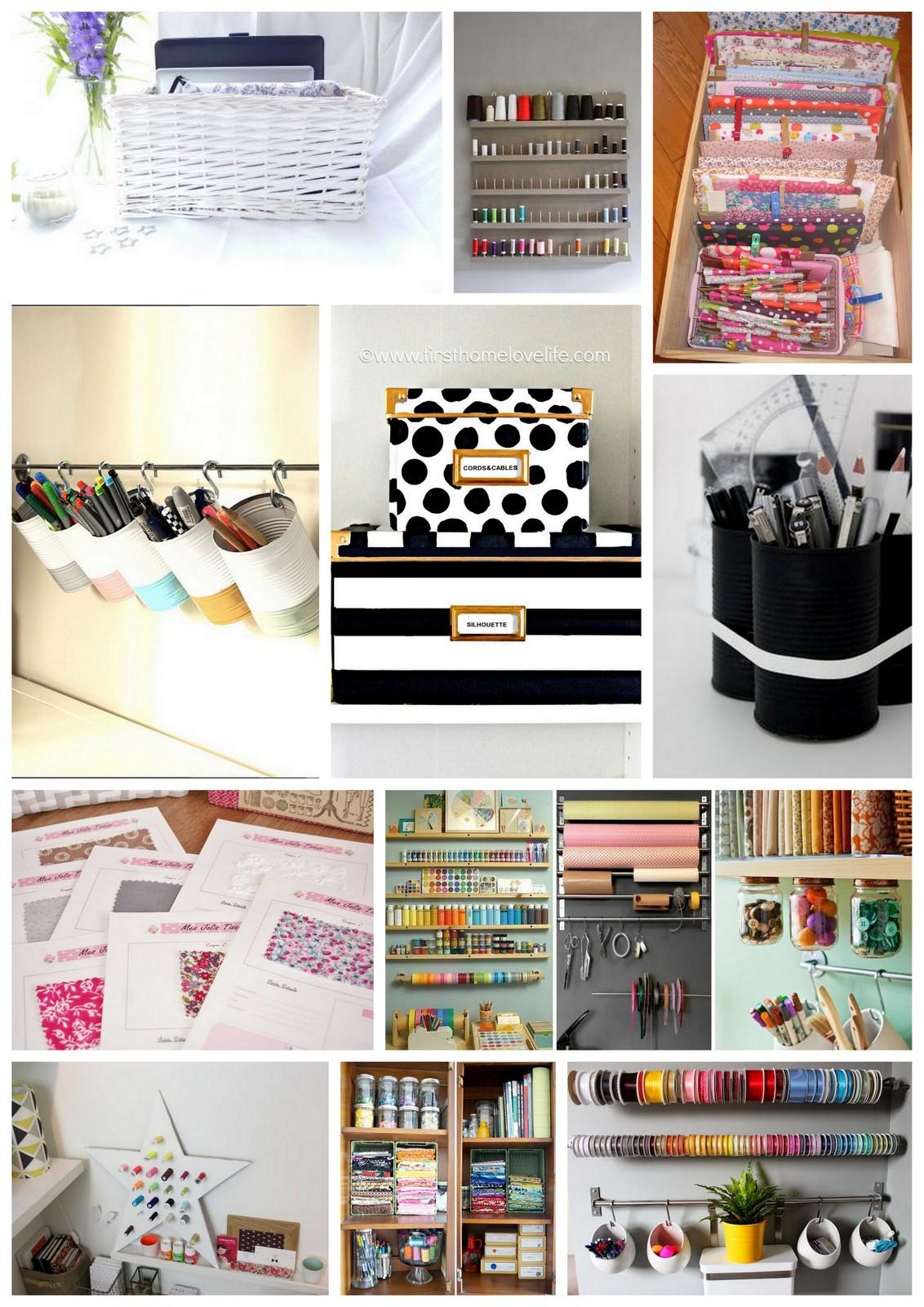 Home Staging Projet D Co Et Organisation D Un Bureau Et Espace De Couture Mon Carnet D Co