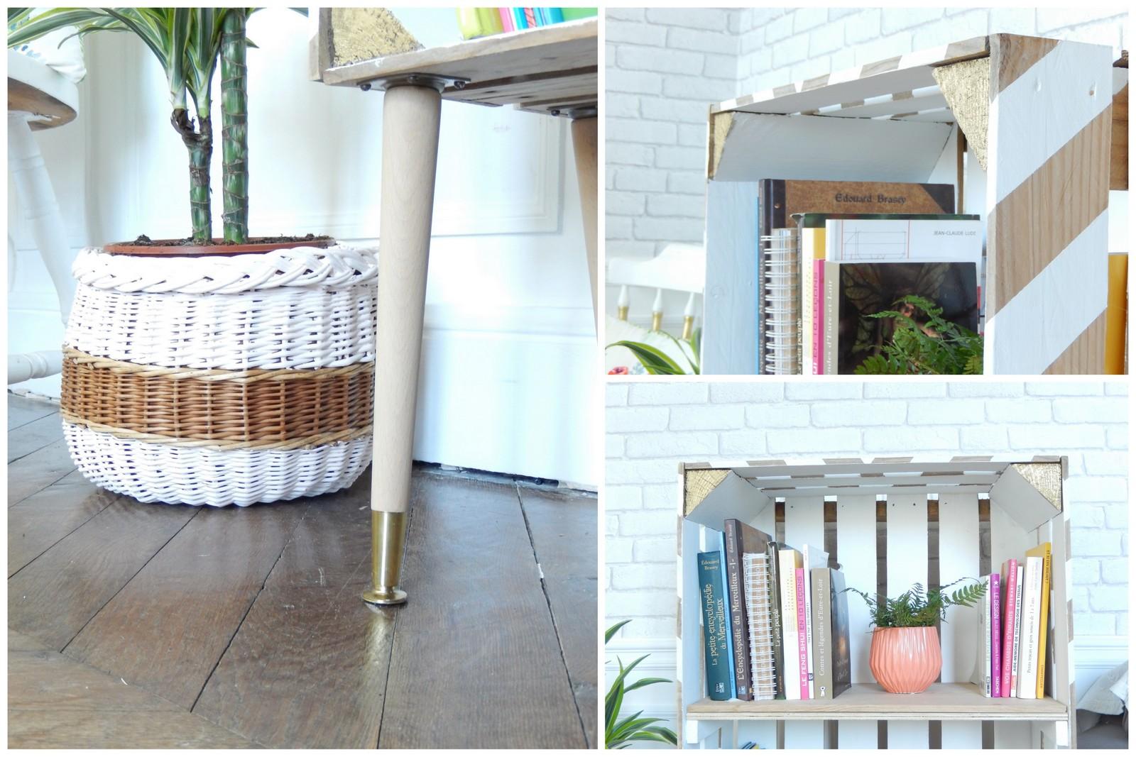 d tournement d 39 objet une tag re diy mon carnet d co diy organisation du quotidien. Black Bedroom Furniture Sets. Home Design Ideas
