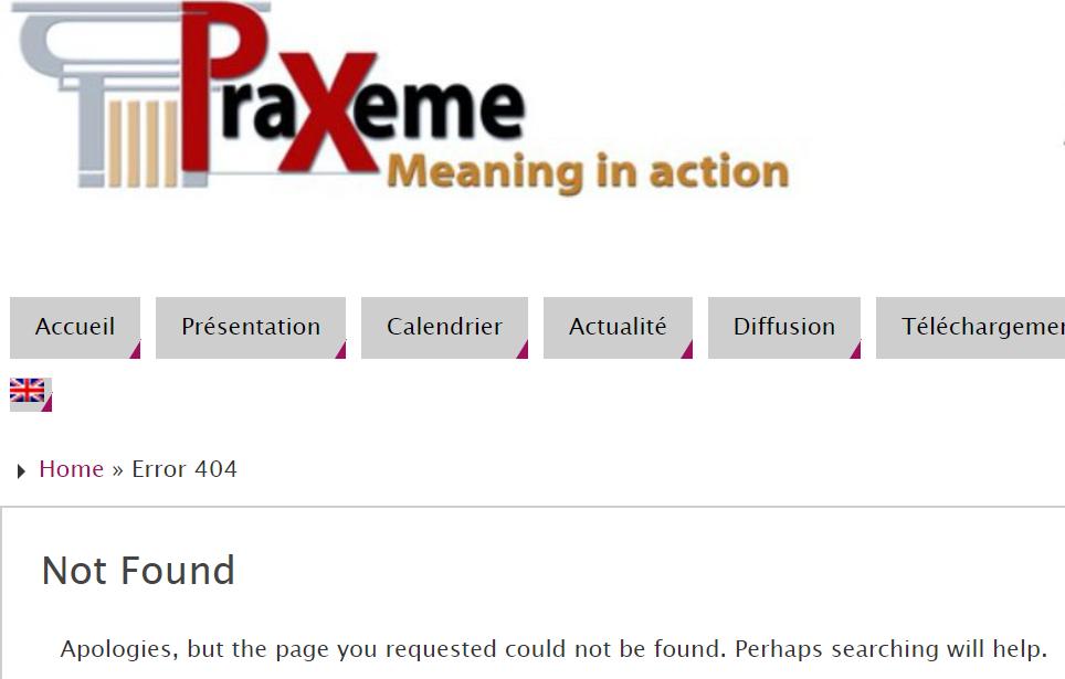 meta-modele-praxeme-error-404-page-not-found.PNG