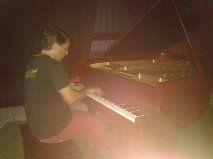 Merci à Jérome Médeville et son piano nomade