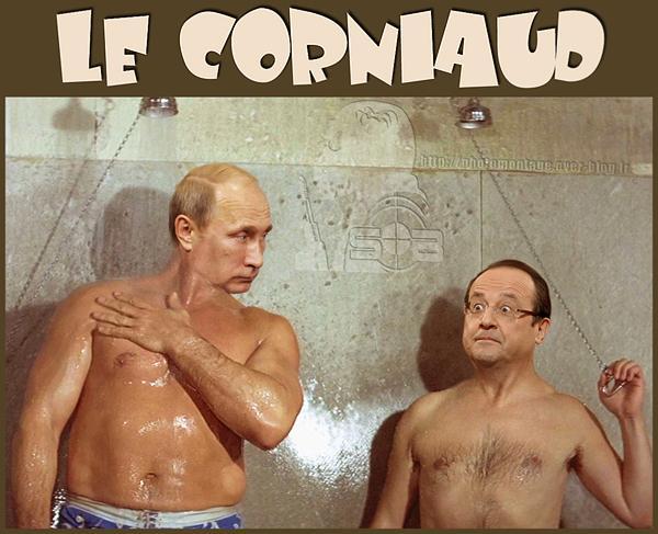 CE09xJmXIAAMdVn     Poutine   et hollande  sous  la  douche.jpg