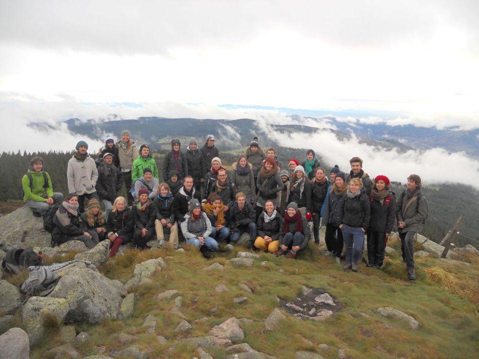 Une année de volontariat écologique en Allemagne