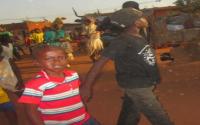situation des enfants au Burkina Faso