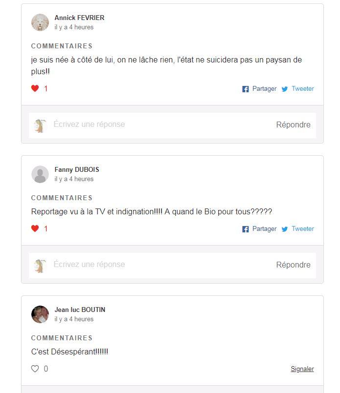 extrait 2 messages pétition.JPG