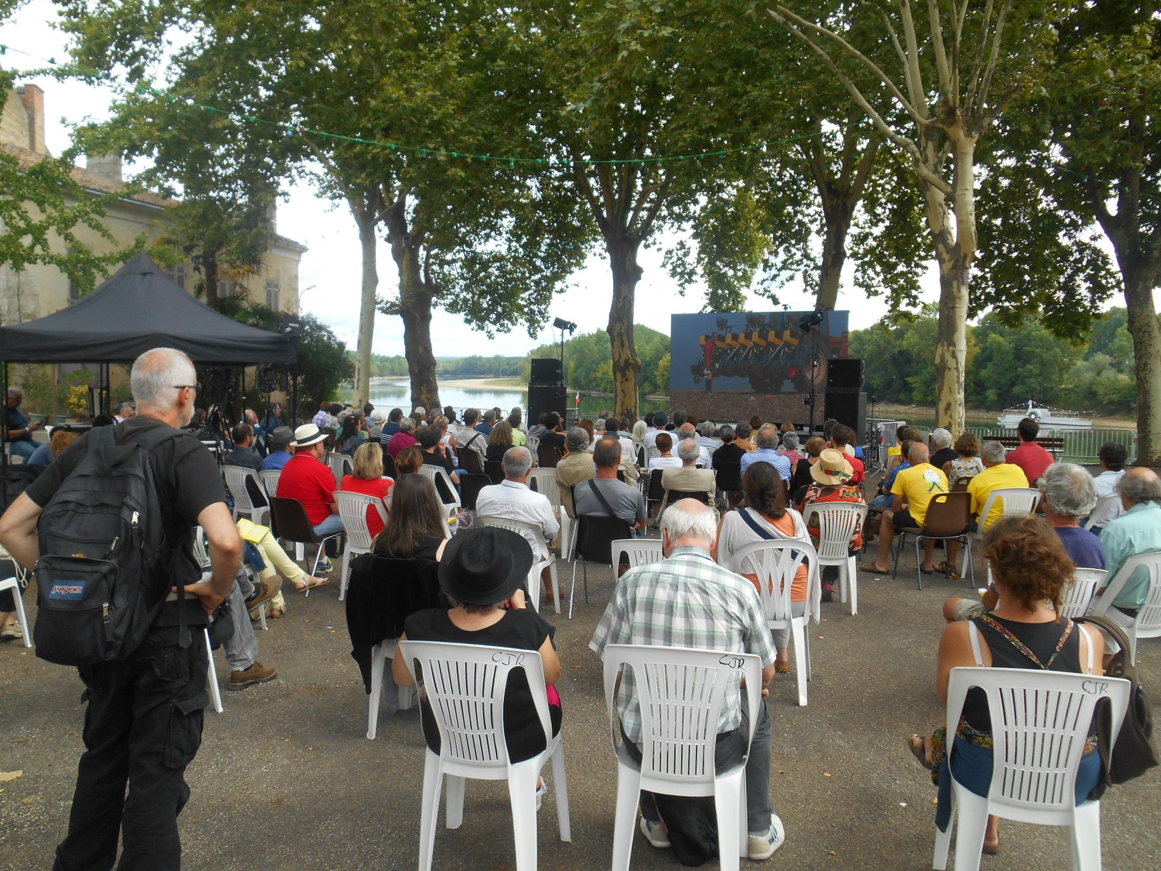 Beno 238 T Biteau Et L Eau Au Festival Du Journalisme Vivant